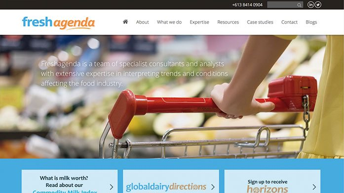 Fresh-Agenda | Website Design Sunshine Coast