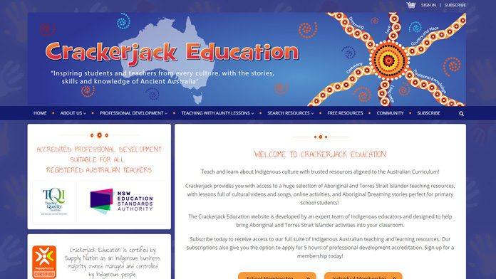 cracker | Responsive Website Sunshine Coast