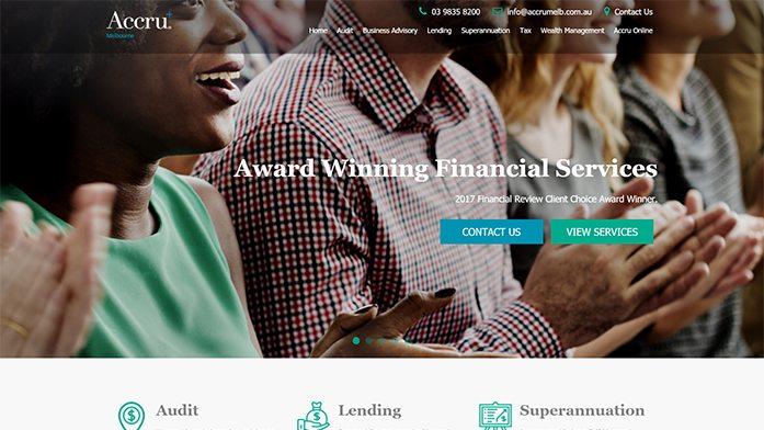 Accru | Wordpress Developer Sunshine Coast