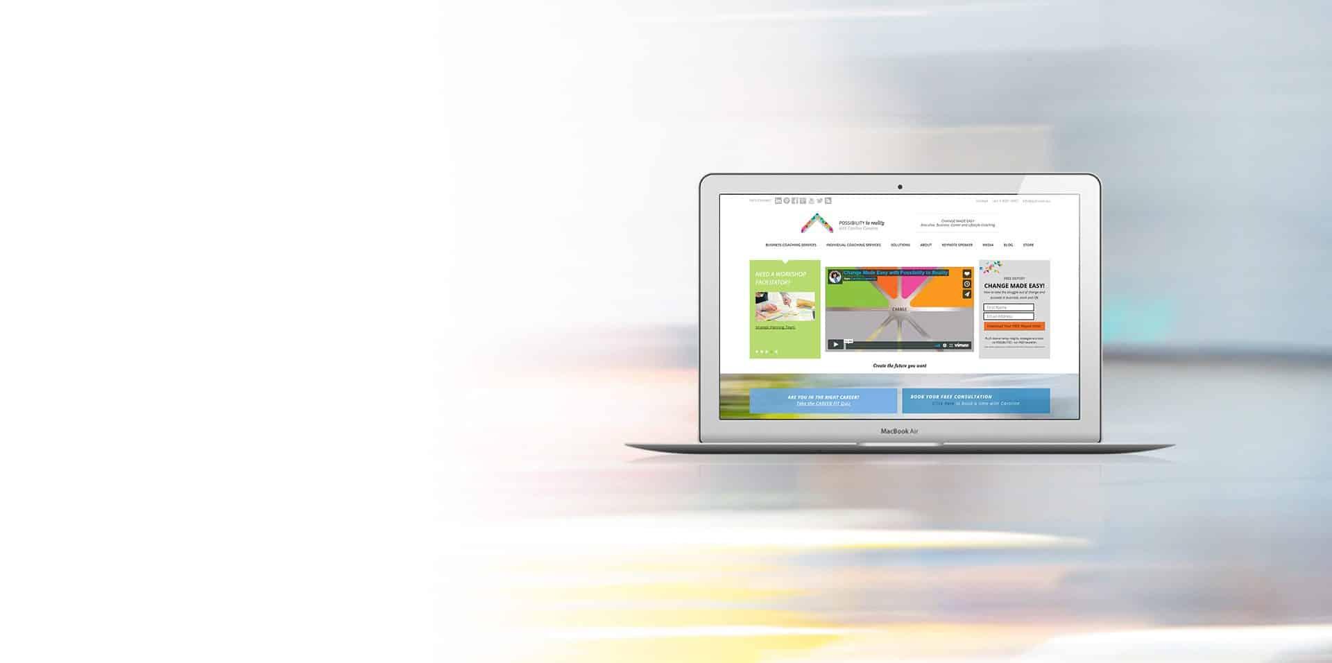 WordPress Website Designer Sunshine Coast