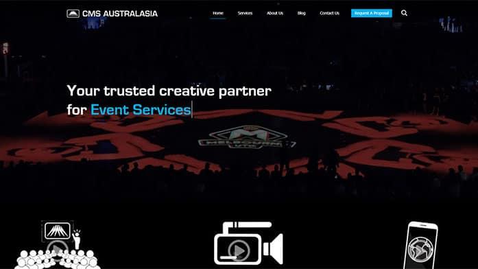 cms   Website Design Sunshine Coast