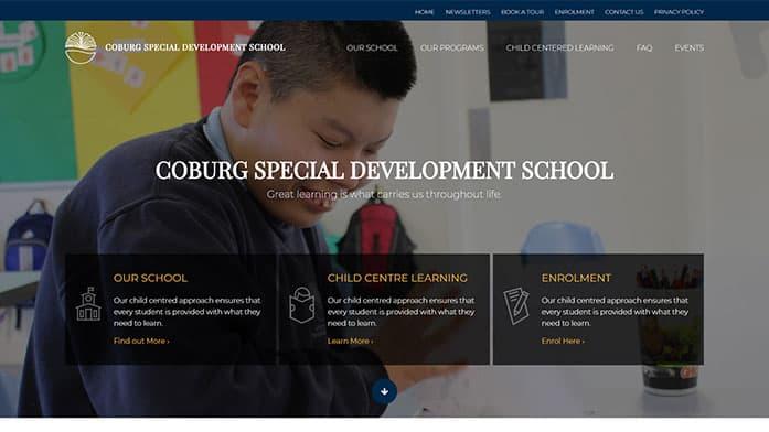 coburg | Website Design Sunshine Coast