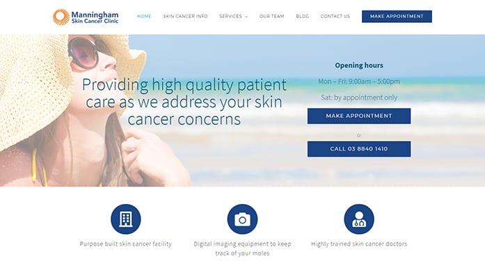 manningham | Wordpress Developer Sunshine Coast