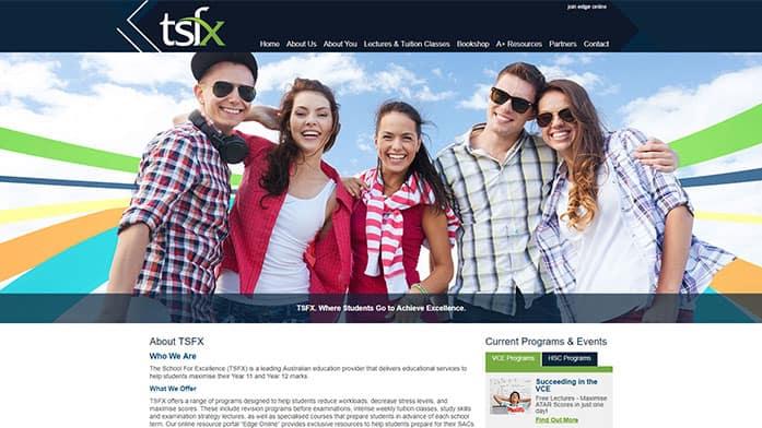 tsfx | E-commerce Website Developer Sunshine Coast