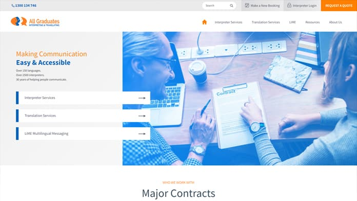 allgraduates | Wordpress Developer Sunshine Coast