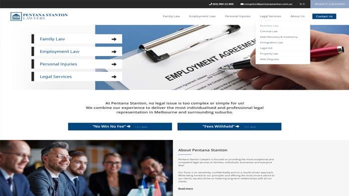 pentana | Web Design Noosa