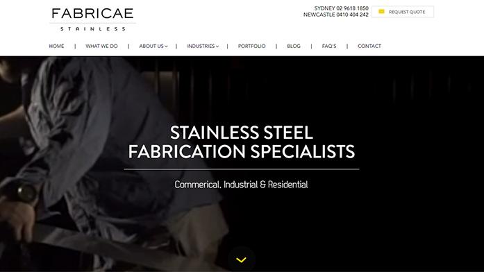 fabricae | Responsive web designers Sunshine Coast