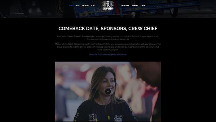 rachellesplatt   E-commerce Website Developer Sunshine Coast