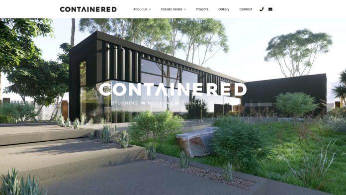containered | Website Design Sunshine Coast